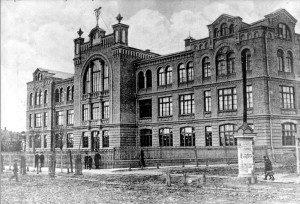בית הספר היהודי למסחר בברדיטשוב