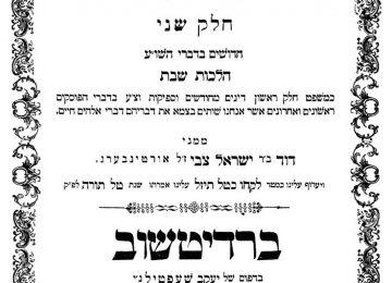 רבי דוד אורטנברג