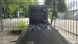 ציון קברו של רבי ליבר כיום. צילום: אתר ברדיצ'ב
