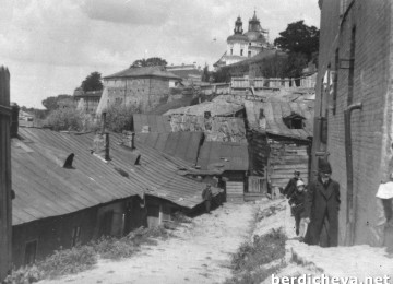 ביקור בברדיצ'ב 1911